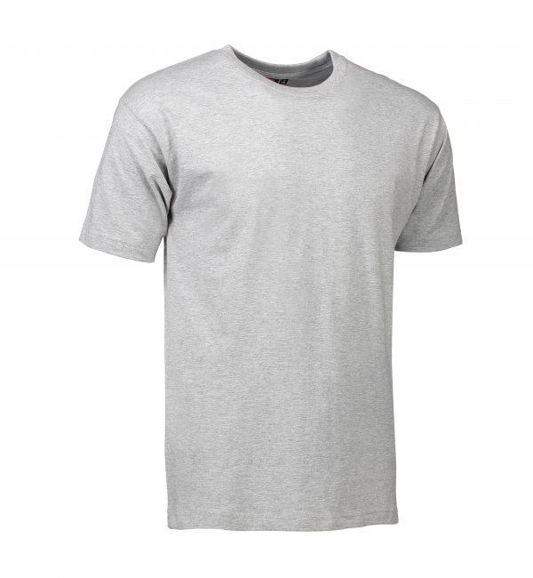 id-0510-t-time-t-shirt-graa-melange
