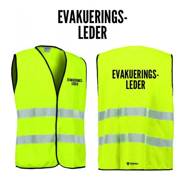 evakueringsleder-vest-gul