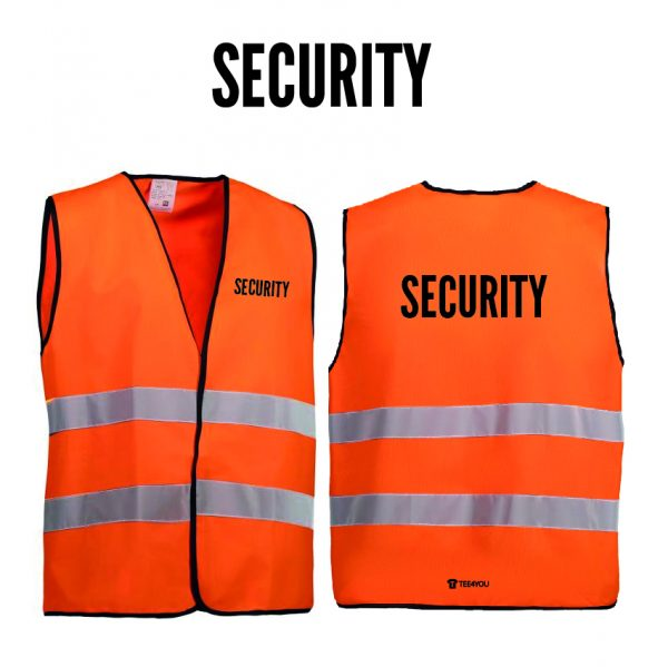 securityvest-orange