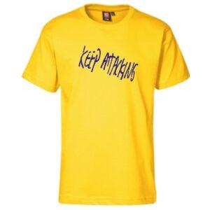 Keep Attacking T-shirt Brøndby
